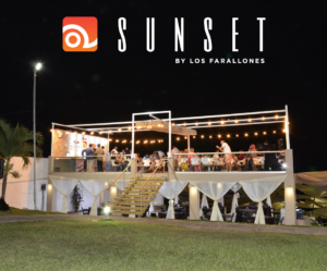 Restaurante Sunset, los farallones